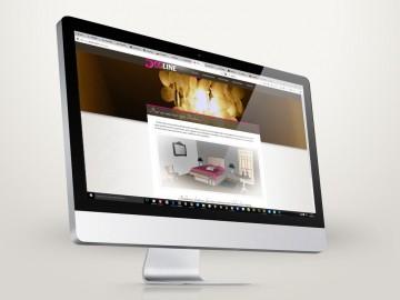 Site vitrine dcoline.com