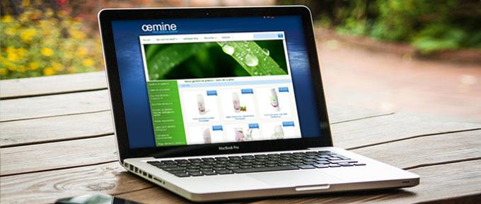 Creation site dynamique