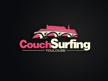 logo couchsurfing Toulouse